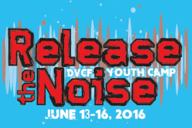 Release the Noise and Catch a Vision 2016 Youth Camp